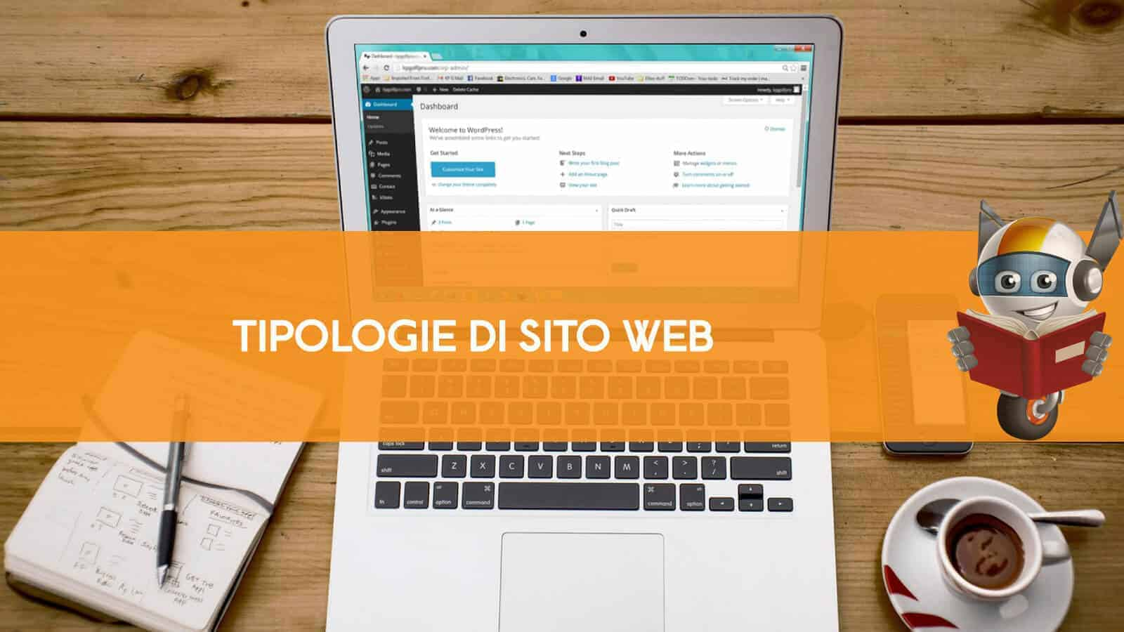 Copertina QD Post 2019-09-12 - Tipologie di Sito Web